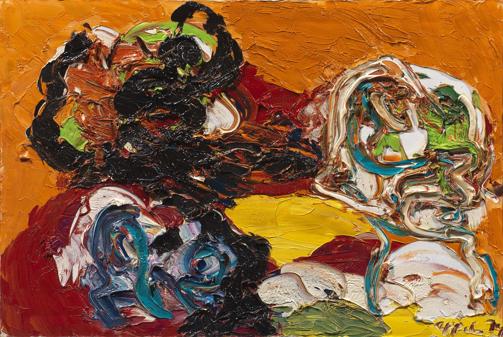 Appel, Untitled, 1971, 61x91 cm