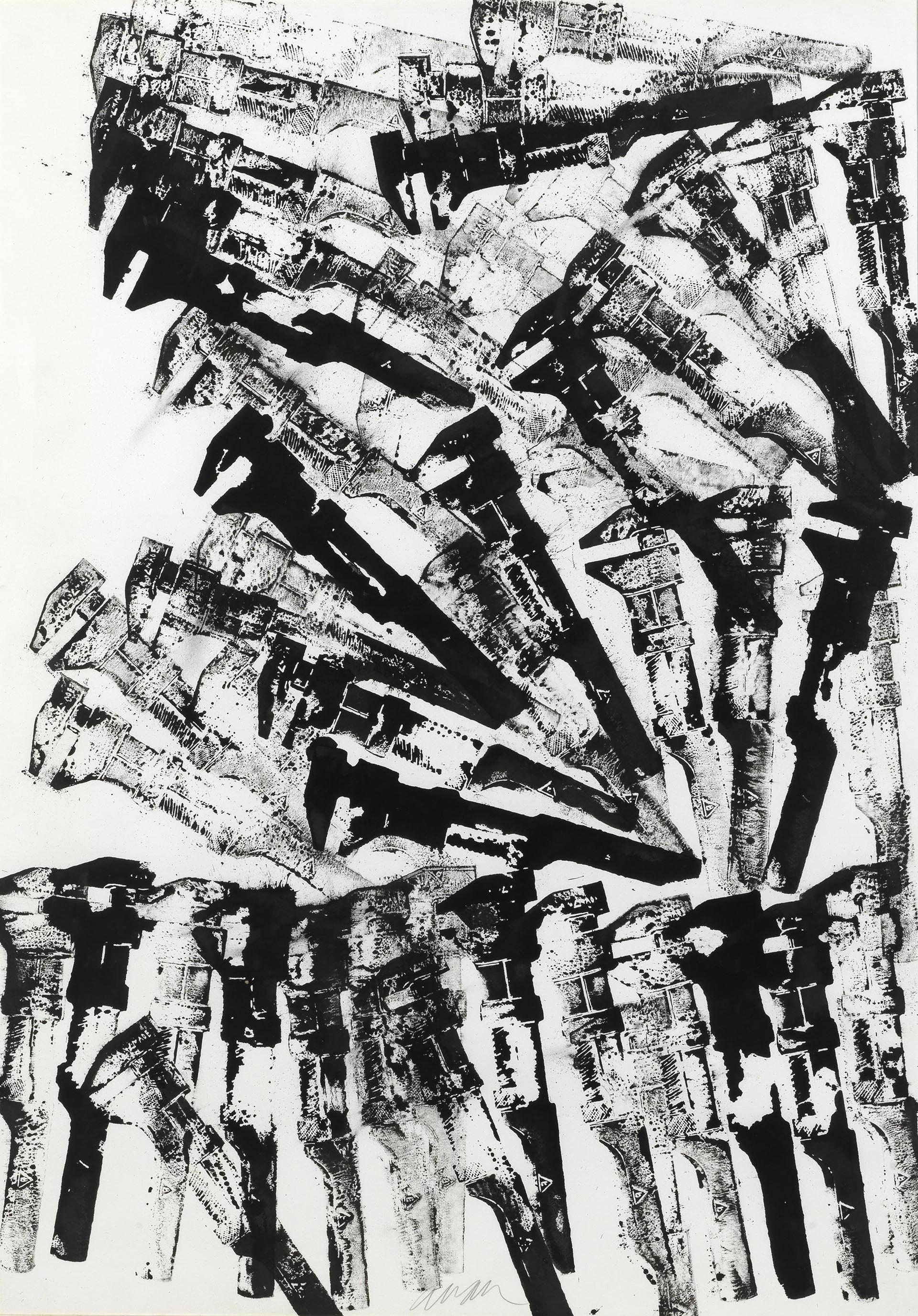 Arman_Sans-titre_1977_105x76-cm