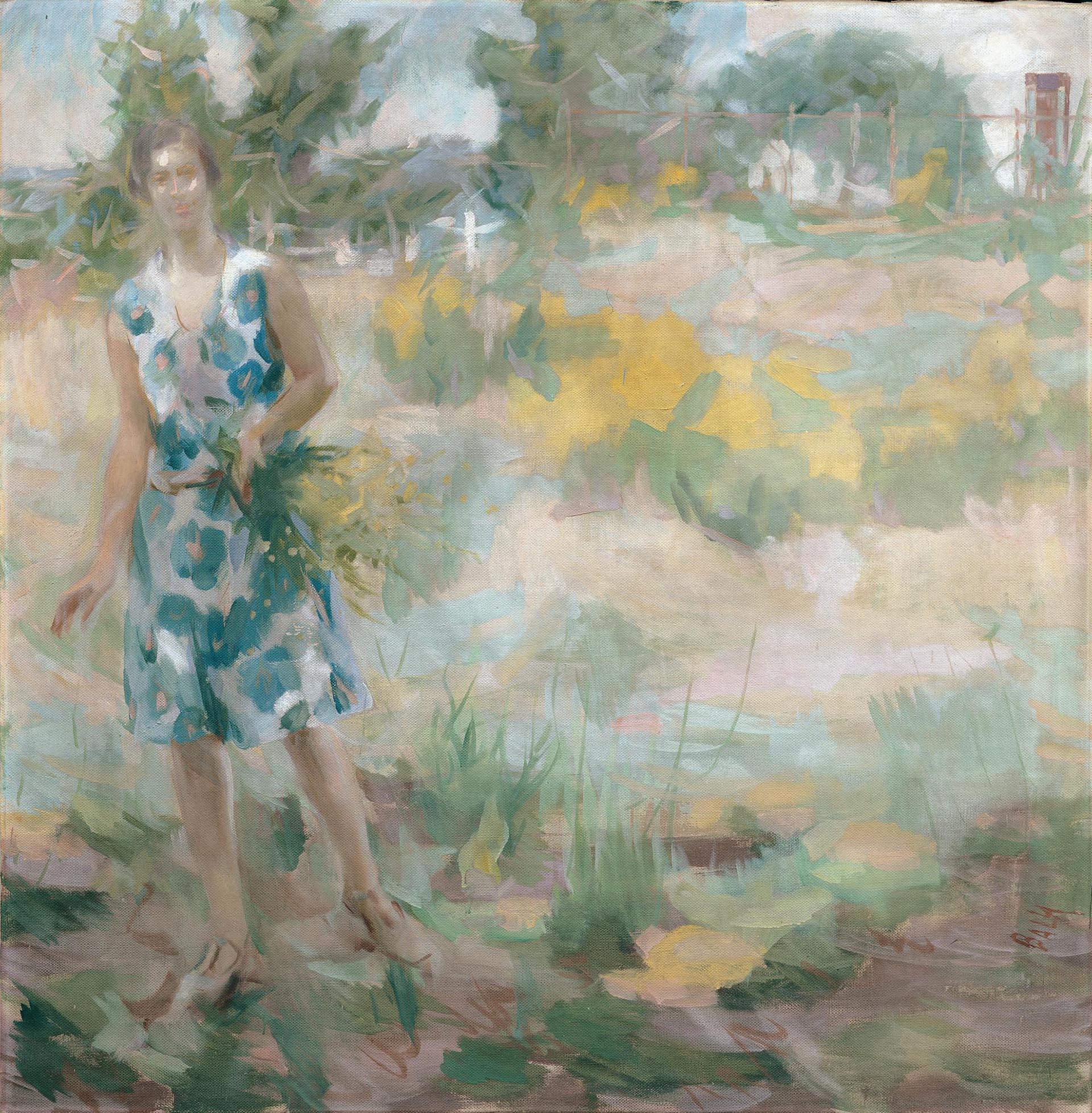 Balla, Luce nella luce, 1928, 131x131 cm