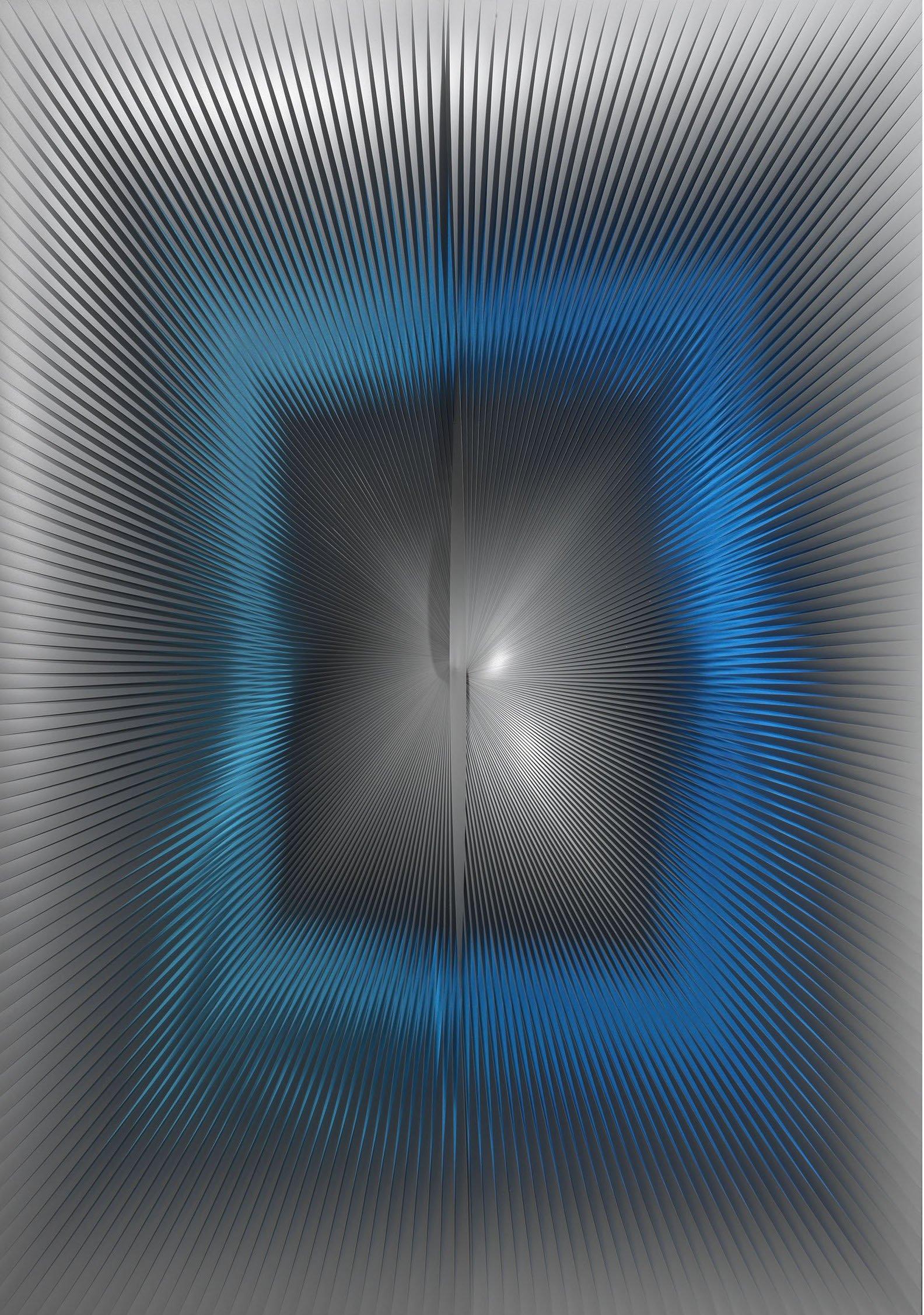 Biasi, Dinamica senza nome, 2011, 130x90 cm