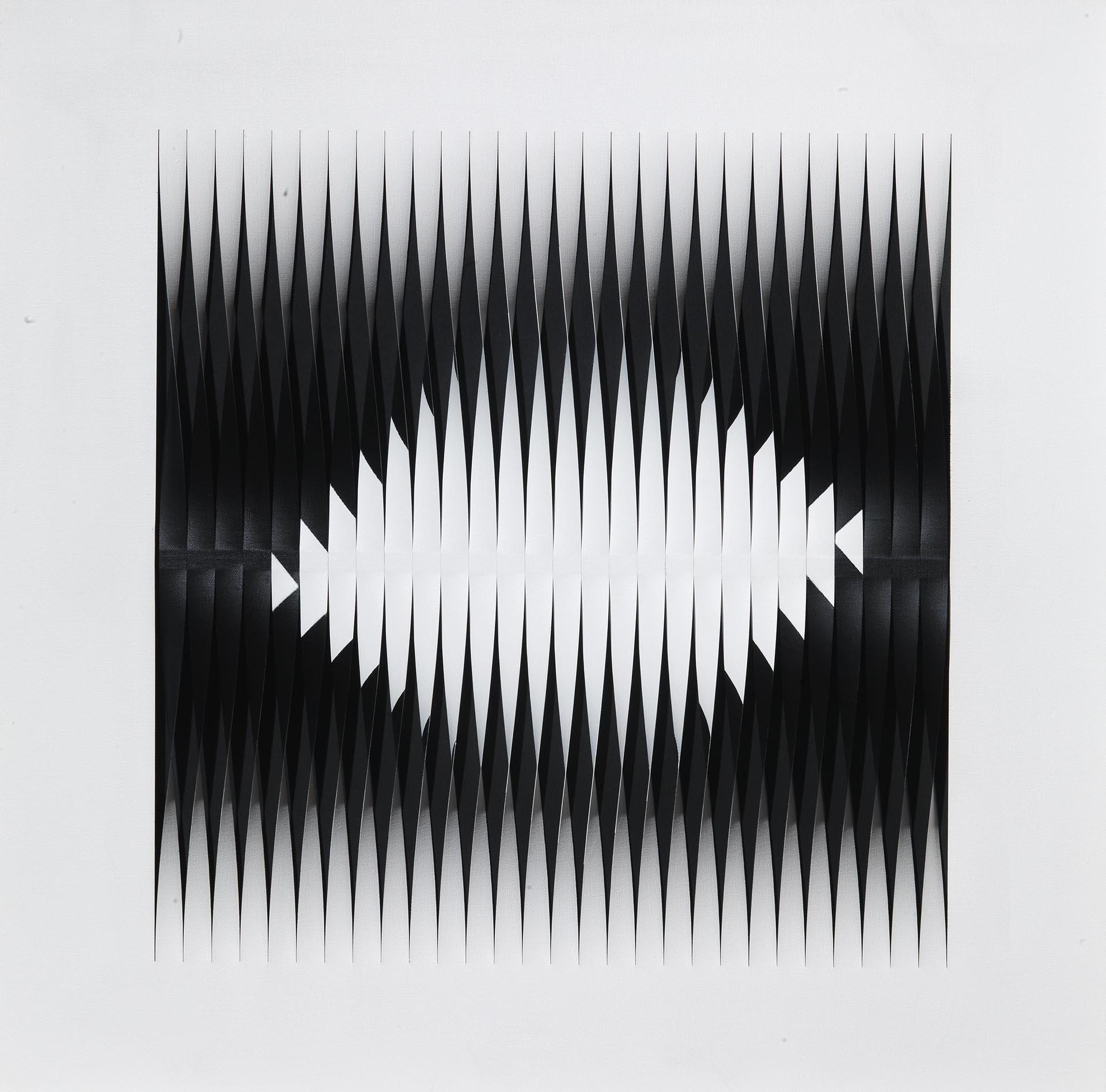 Biasi, Ecco come cambia, 2011, 100x100 cm
