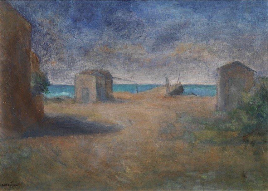 Carrà, Marina, 1941, 50x70 cm