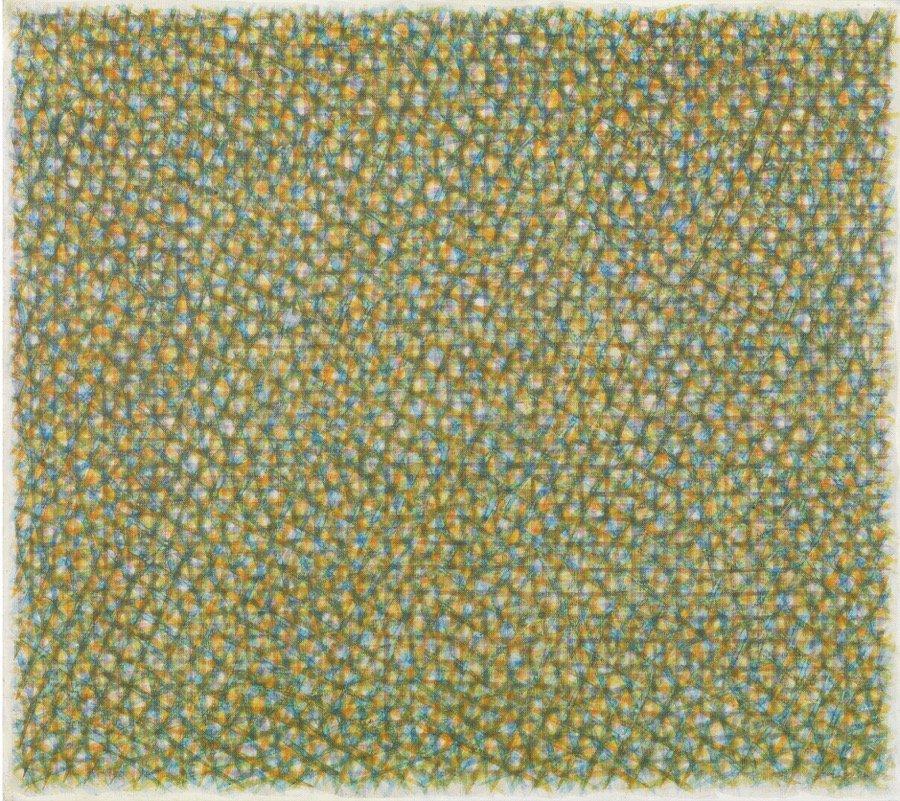 Dorazio, Chiari vari, 1962, 45x50 cm