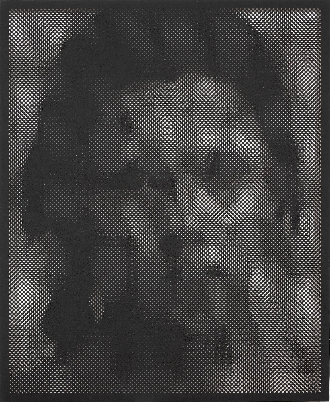 Furunes, Portraits of pictures XI, 2015, 196x160 cm