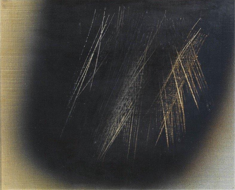 Hartung, T 1965 - E46, 1965, 60X73 cm