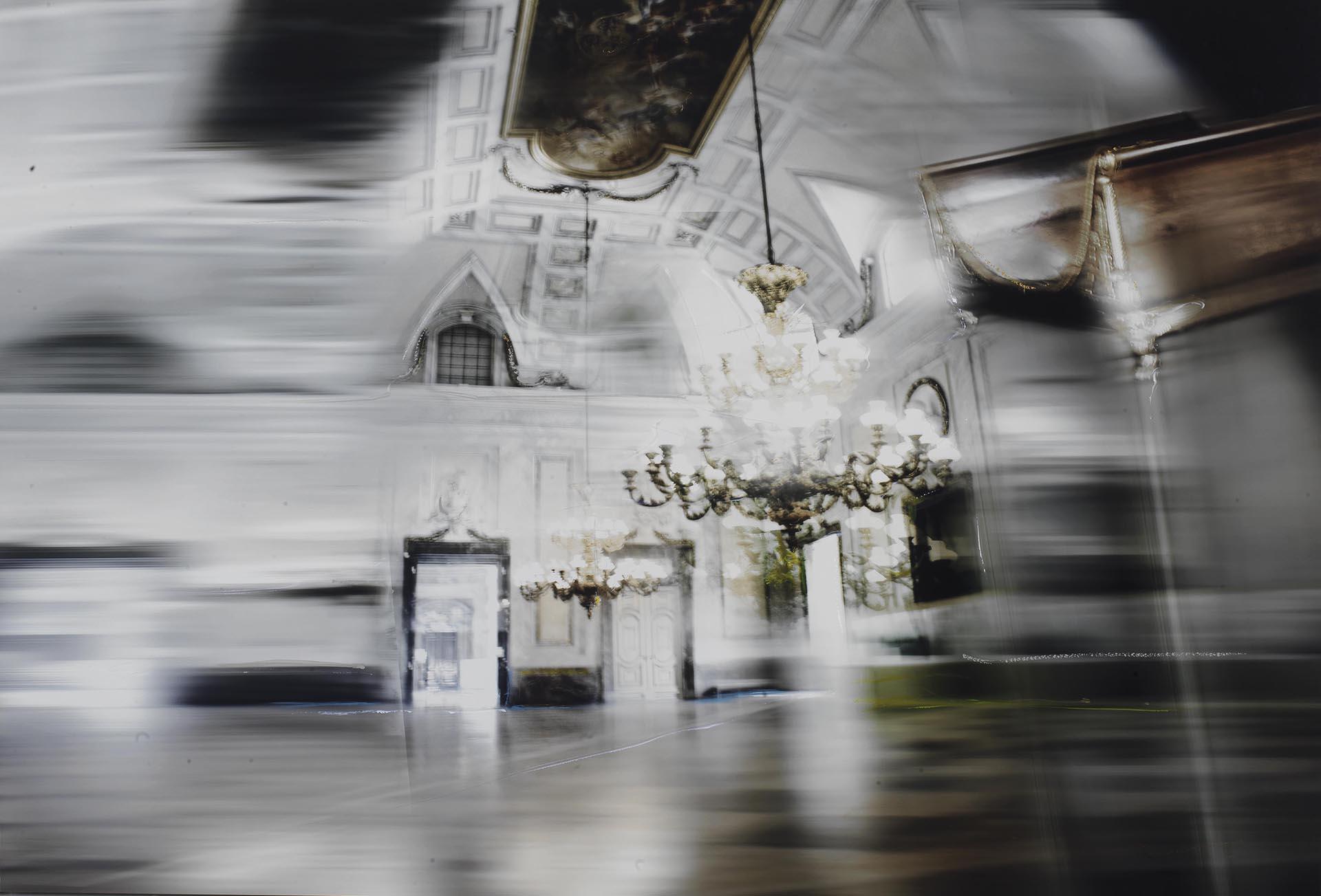 Maiorano, La leggerezza di un sogno, 2008, 150x220 cm