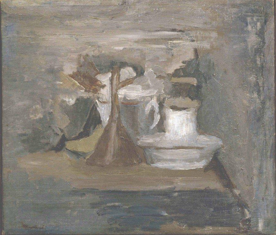 Morandi, Natura morta, 1930, 34x39 cm