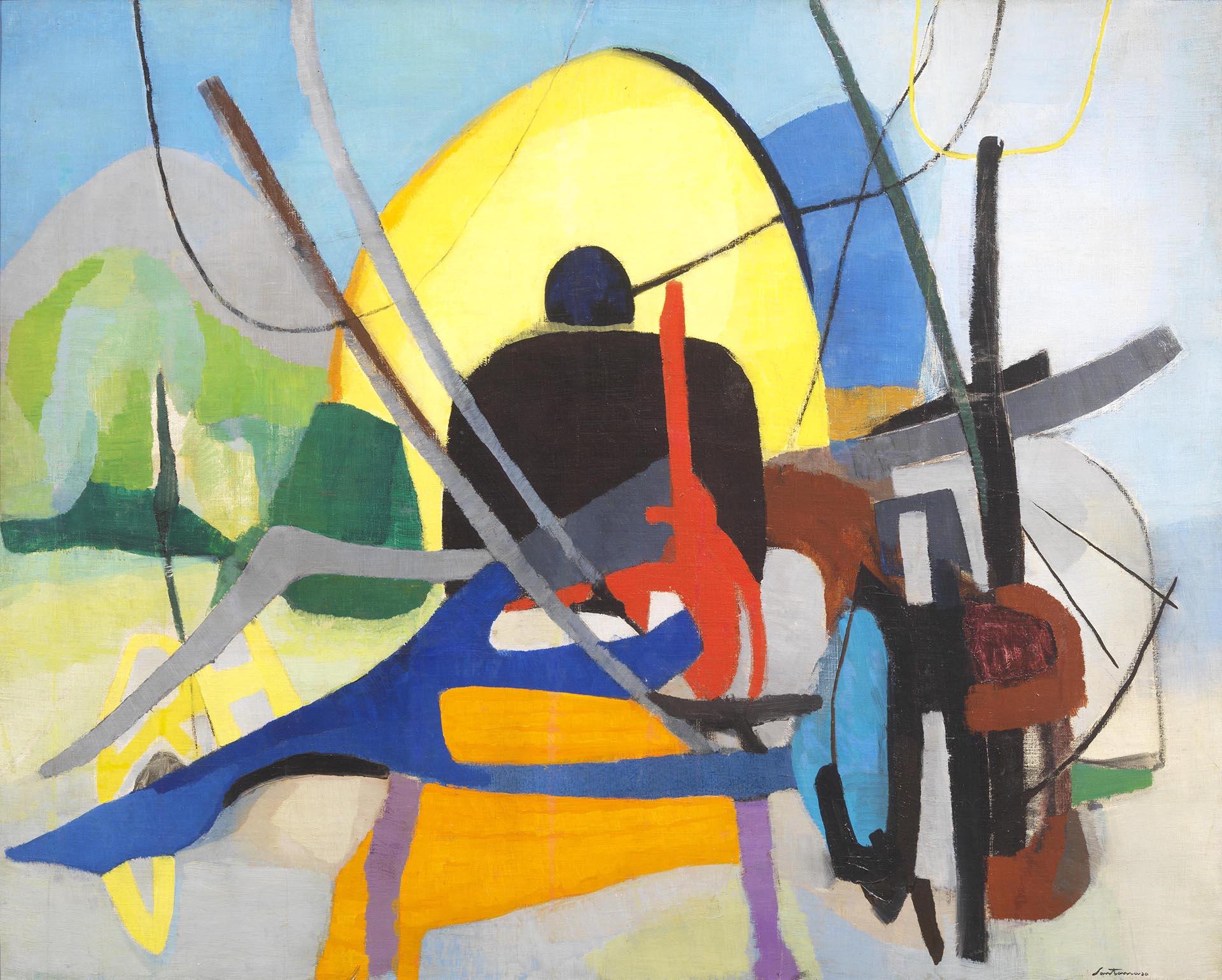 Santomaso_Composizione_1953_120x150-cm