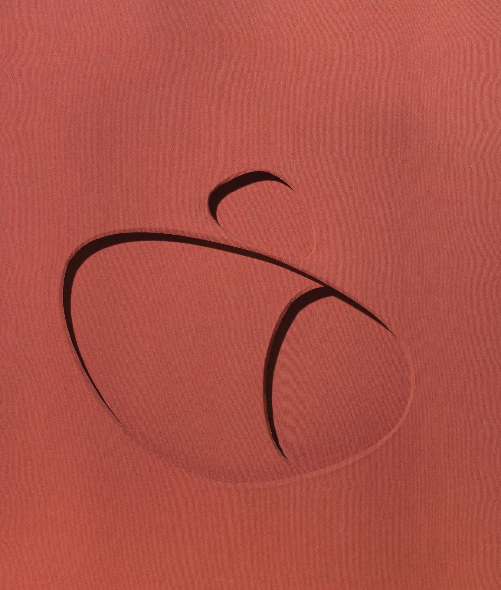 Scheggi, Zone riflesse, 1963, 70x60x5 cm