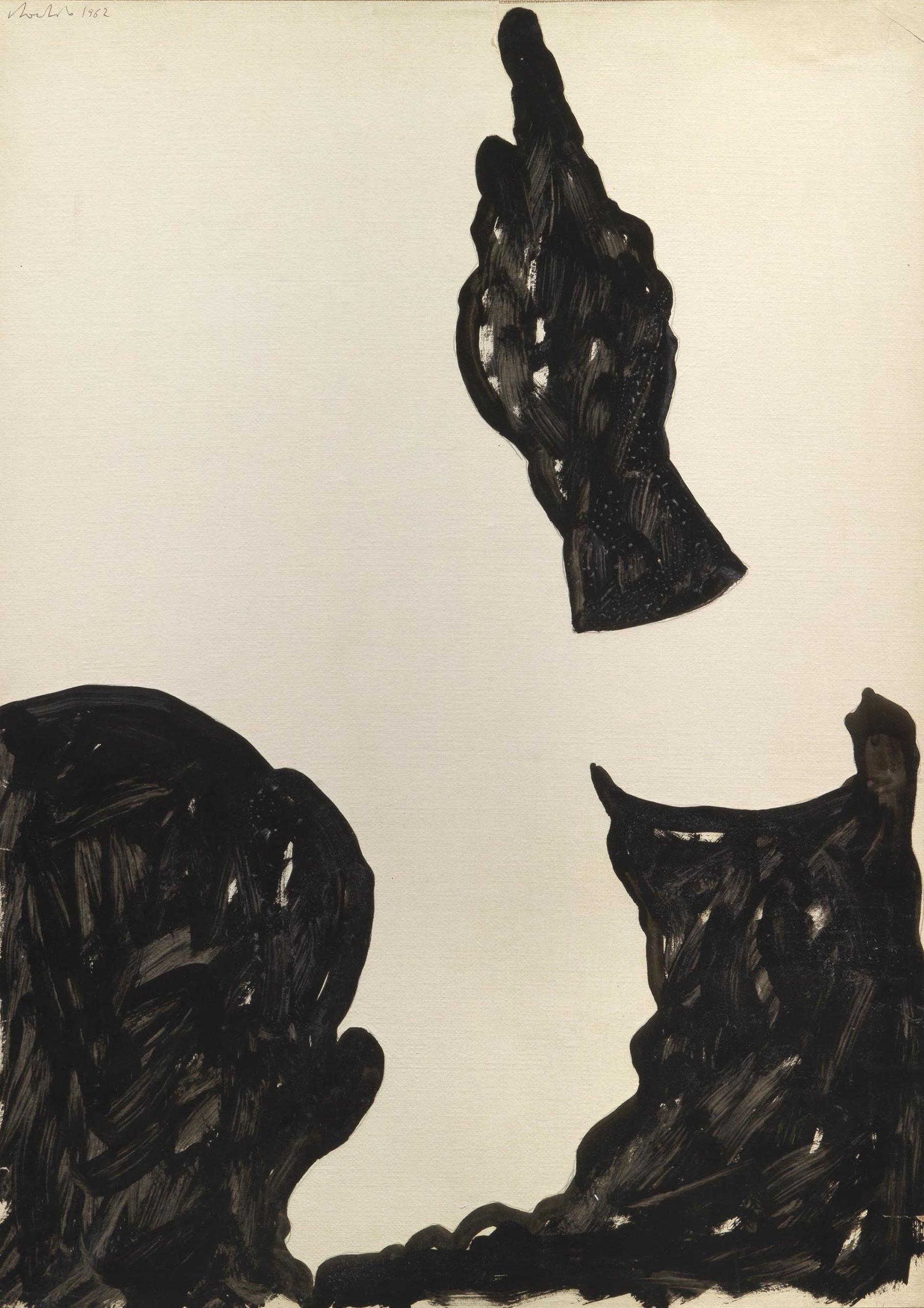 Lombardo, Krusciov, 1962, 70X50 cm