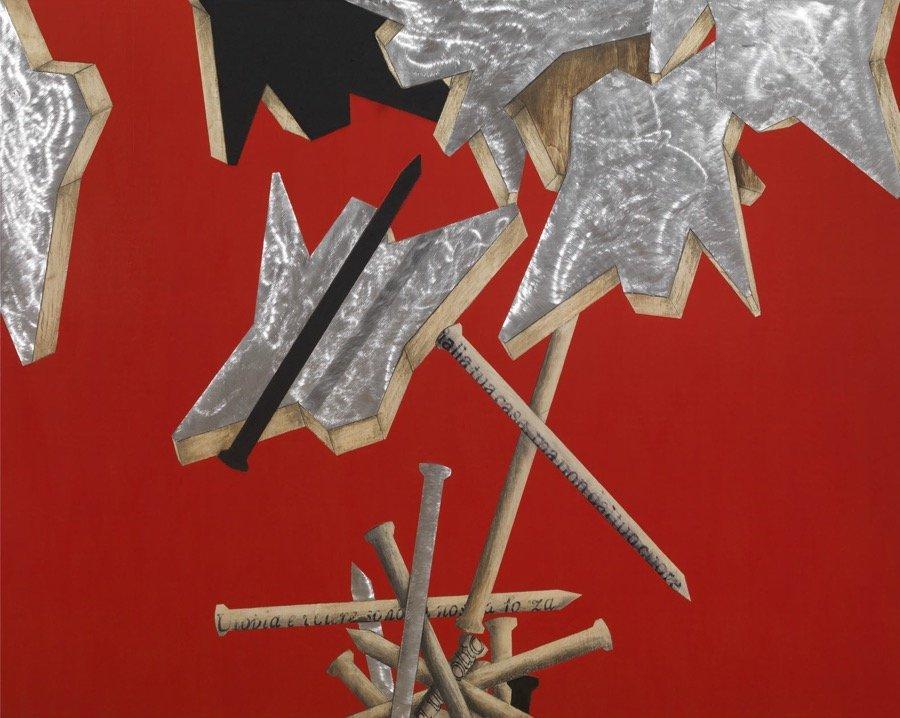 Ionda, In mezzo al tutto, 2002, 120x150 cm